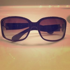 Marc by Marc Jacobs Burgundy sunglasses